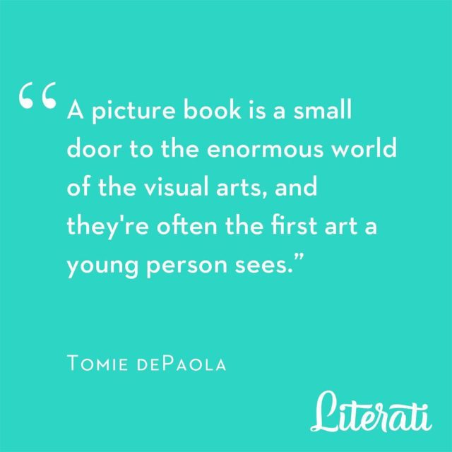 Choose wisely choose widely  Happy birthday Tomie dePaola! hellip