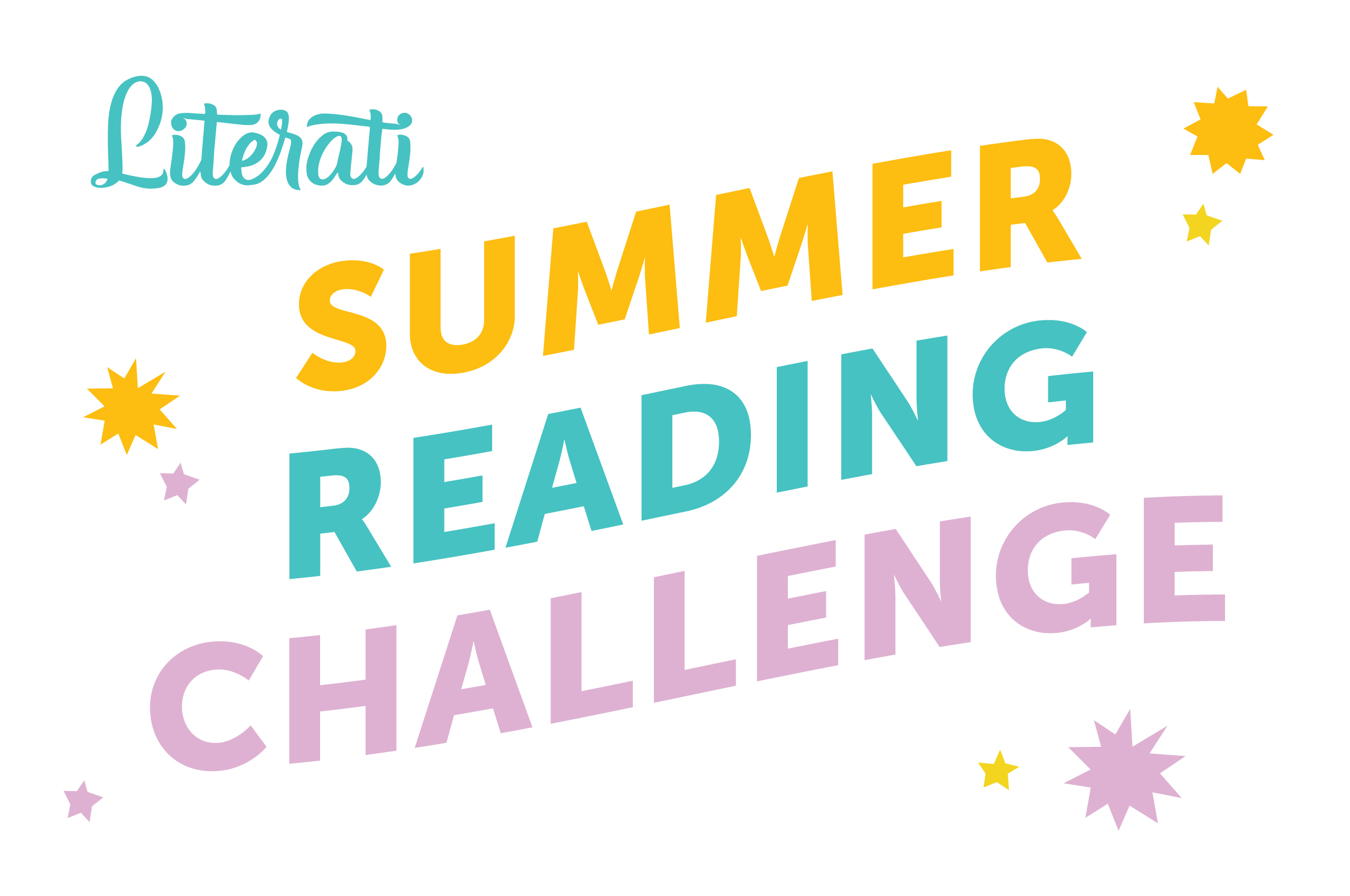 Rise to the Literati Summer Reading Challenge!