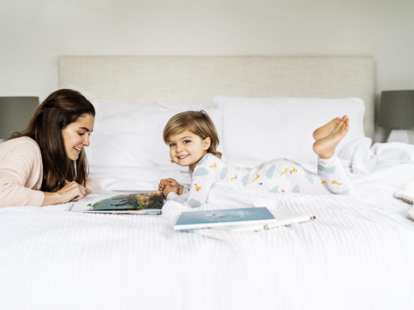 How Many Bedtime Stories Are Too Many?