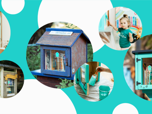 Literati Teams Up with Little Free Library to Promote Children's Literacy