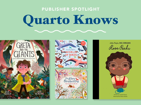 Publisher Profile: Quarto