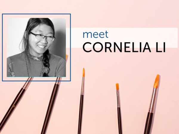 Illustrator Spotlight: Cornelia Li