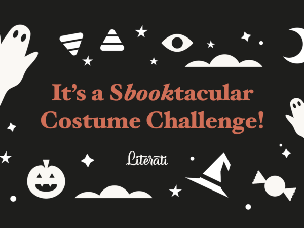 "Our ""Book or Treat"" October Community Challenge is back!"