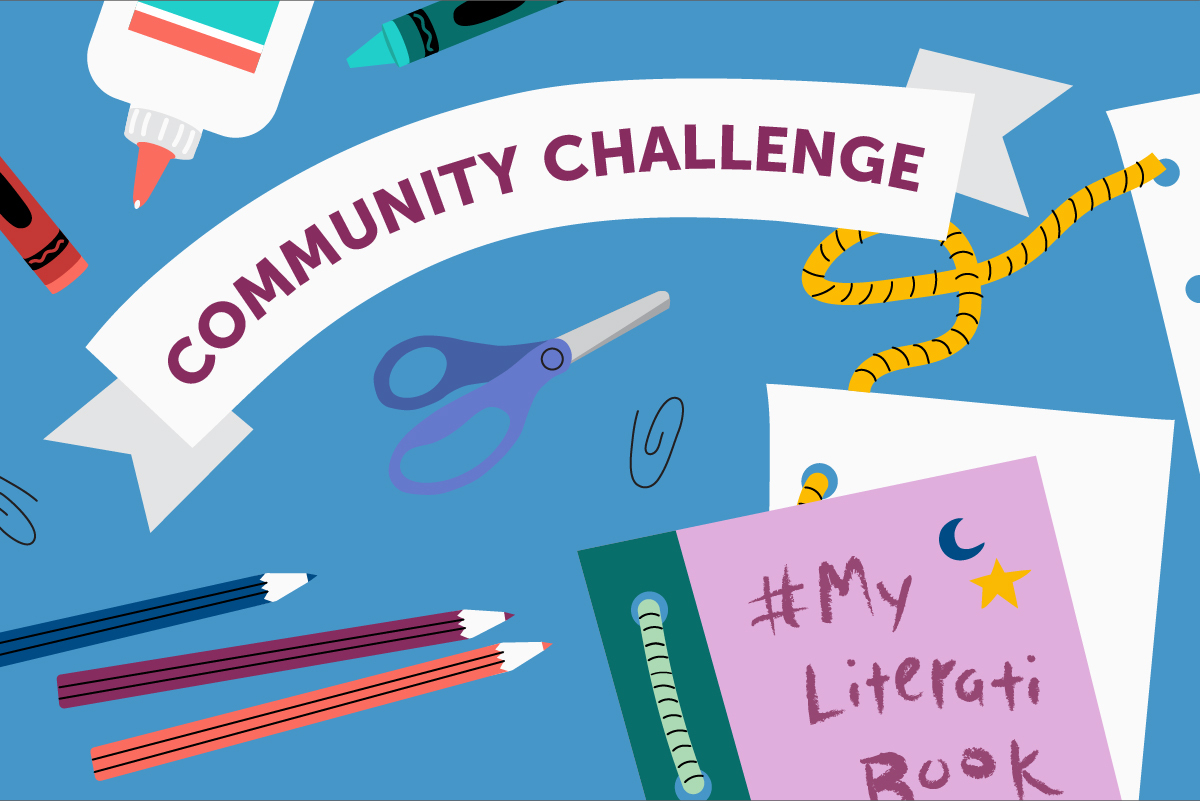 Calling All Aspiring Authors for Our November Community Challenge!
